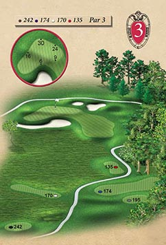 Hole #3 – Floodplain Rendering